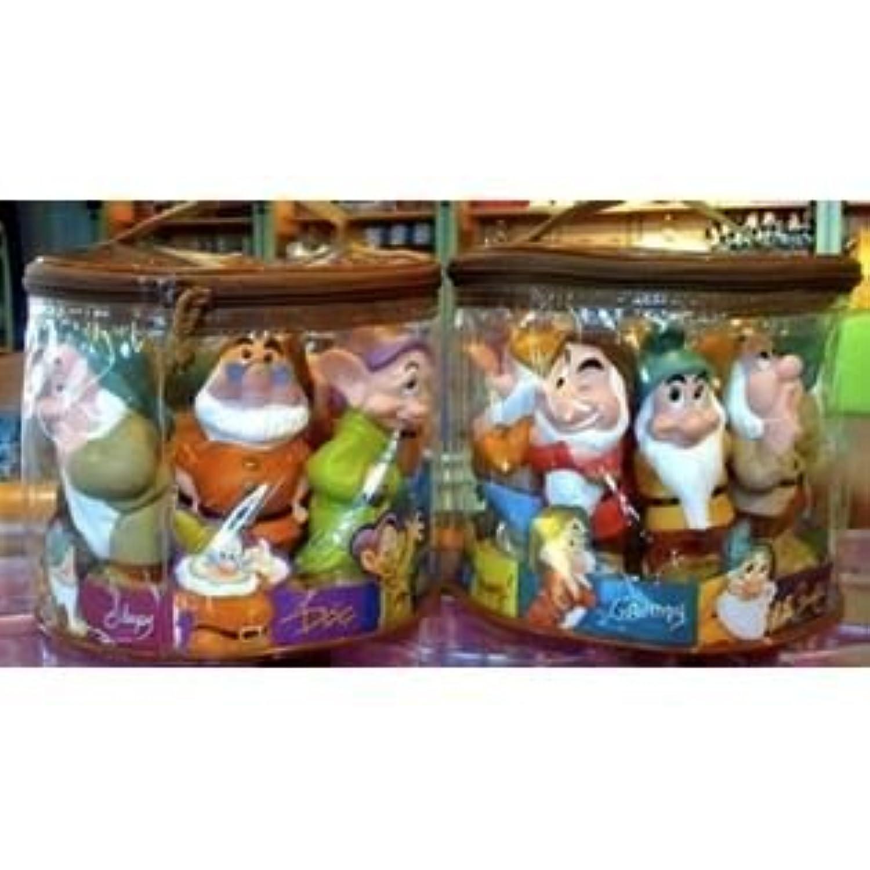 ディズニー(Disney) 白雪姫 7人の小人たち プリンセス おもちゃ 玩具 トイ お風呂のおもちゃ [並行輸入品]