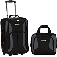 Rockland 2 Pc Luggage Set
