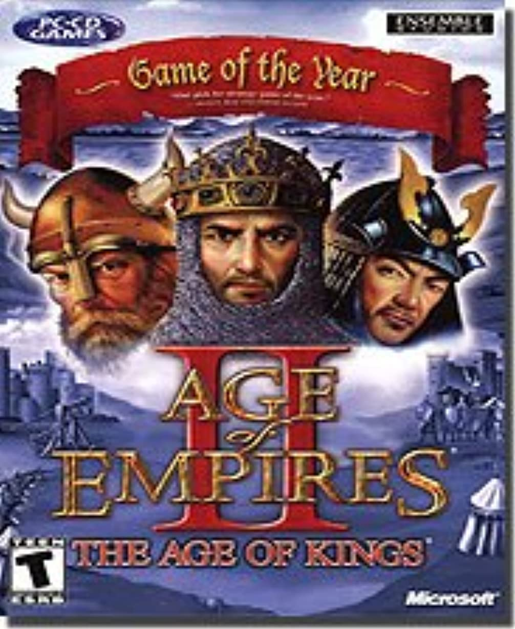 スカリー効果的アデレードAge of Empires II - The Age of Kings (輸入版)
