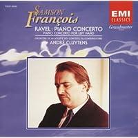 ラヴェル:ピアノ協奏曲 ト長調、左手のためのピアノ協奏曲