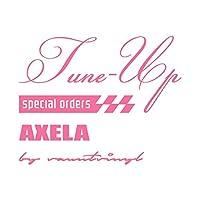 Tune-up mix AXELA アクセラ ステッカー ピンク 桃