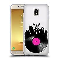 オフィシャル Mark Ashkenazi アムステルダム ミュージック Samsung Galaxy J3 (2017) 専用ソフトジェルケース
