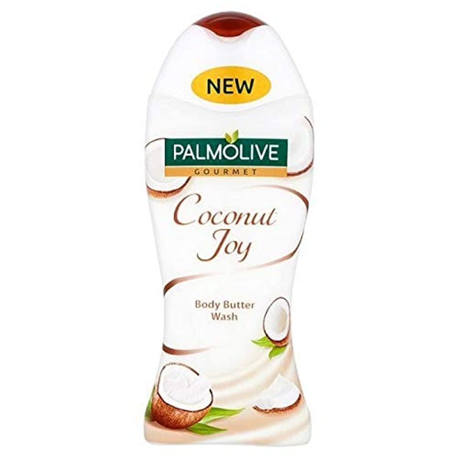 請求インフルエンザ忌まわしい[Palmolive ] パルモグルメココナッツシャワージェル250ミリリットル - Palmolive Gourmet Coconut Shower Gel 250ml [並行輸入品]