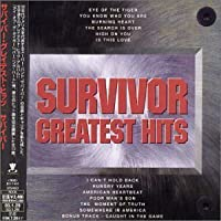 Survivor - Greatest Hits - Japan Edition by Survivor (2003-03-04)