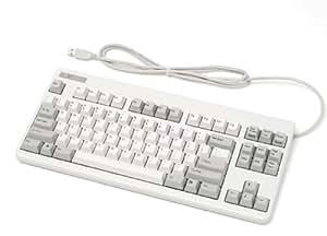 東プレ REALFORCE 86U /静電容量無接点/変荷重/86キー/USB SE0500