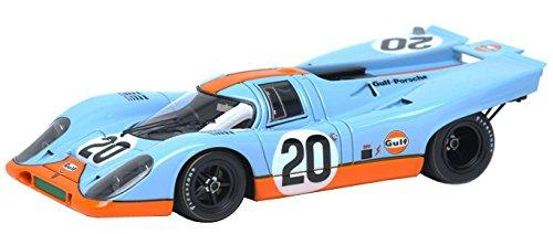 VISION 1/43 Porsche 917K Gulf Racing - John Wyer Automotive 24h Le Mans 1970 No.20 完成品