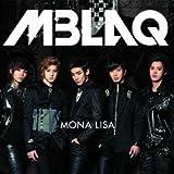 Cry -Japanese Version-♪MBLAQのCDジャケット