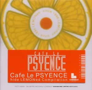 Cafe Le Psyence-hide LEMONed Compilation