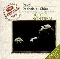Ravel: Daphnis et Chlo—, etc / Dutoit, Montreal Symphony Orchestra