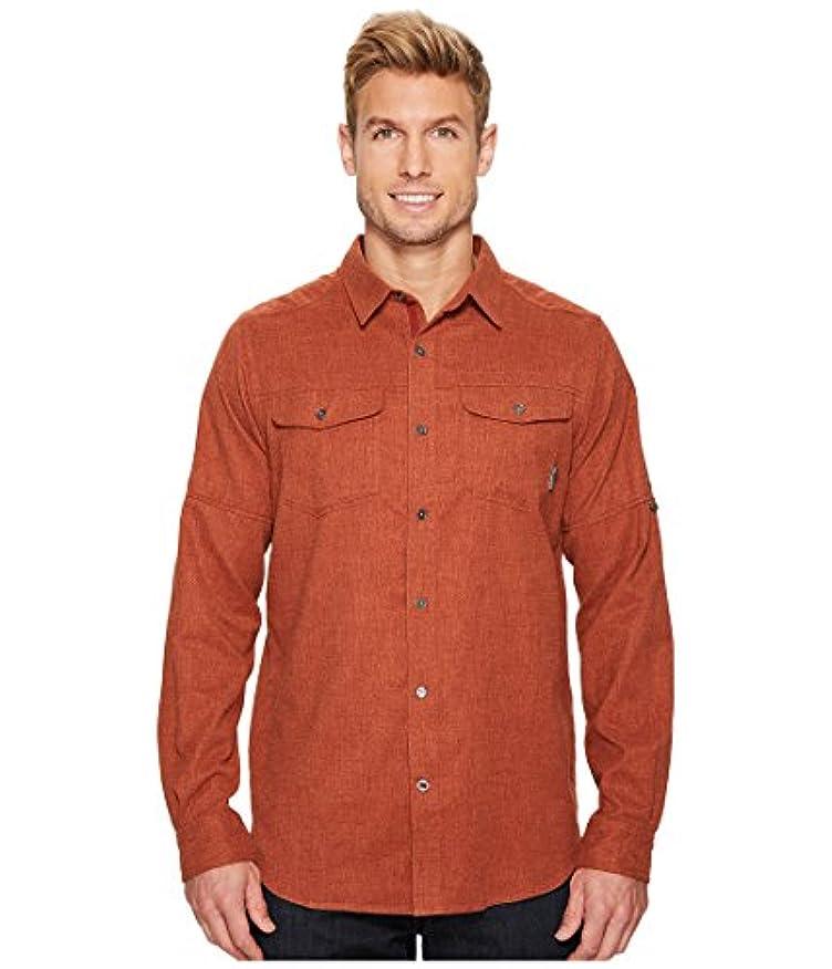 将来のおとなしいプラスチックコロンビア トップス シャツ Pilsner Lodge Long Sleeve Shirt Rusty Heat [並行輸入品]