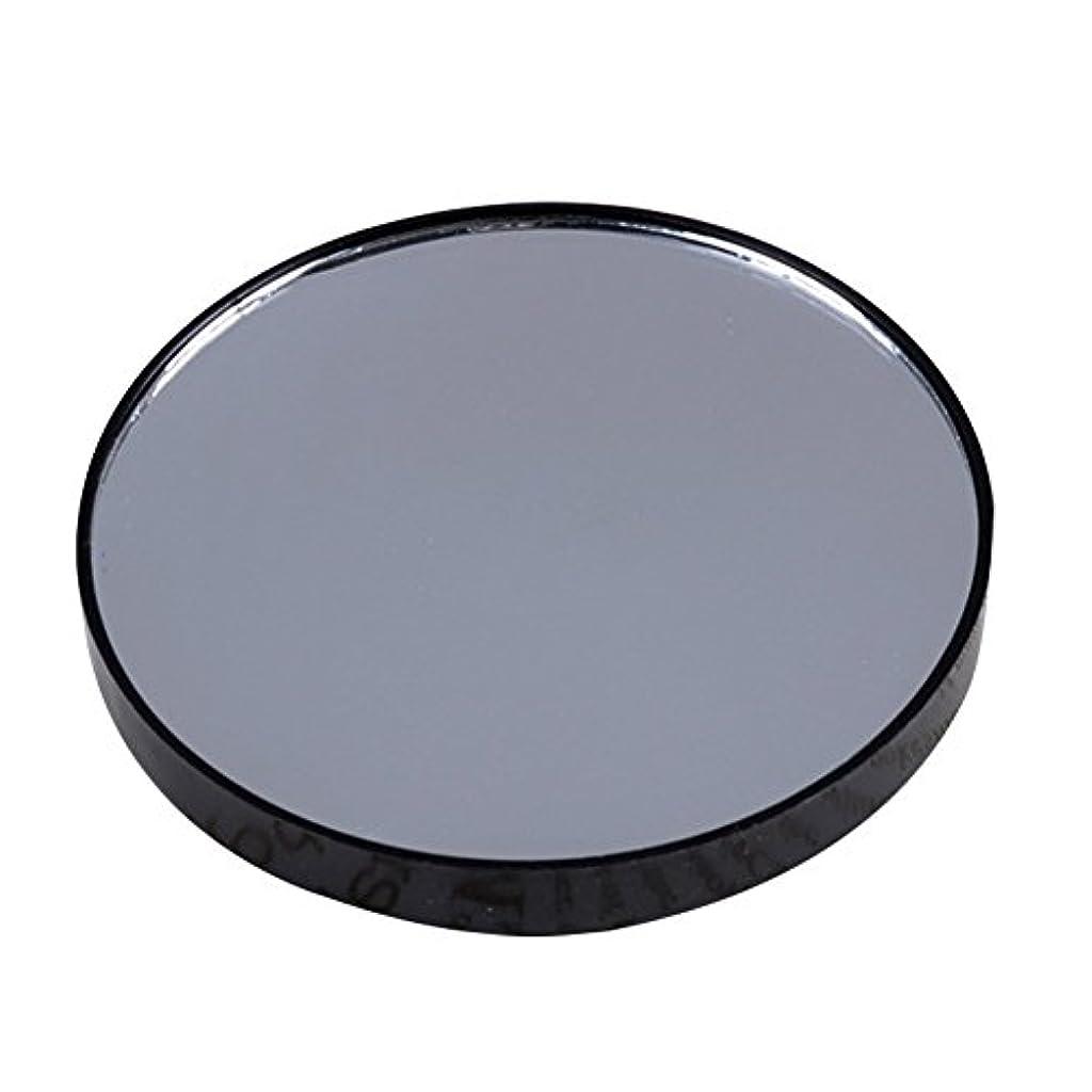 恥ずかしさ操作可能アッティカスYideaHome メイクアップミラー 化粧鏡 拡大鏡 5倍 10倍 15倍 強力吸盤付き メイクミラー 化粧ミラー (10倍)