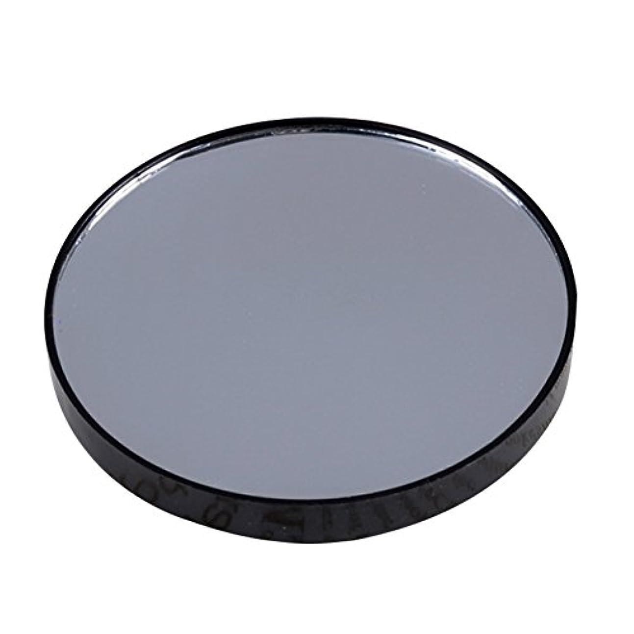 信じられない誕生日フェードYideaHome メイクアップミラー 化粧鏡 拡大鏡 5倍 10倍 15倍 強力吸盤付き メイクミラー 化粧ミラー (15倍)
