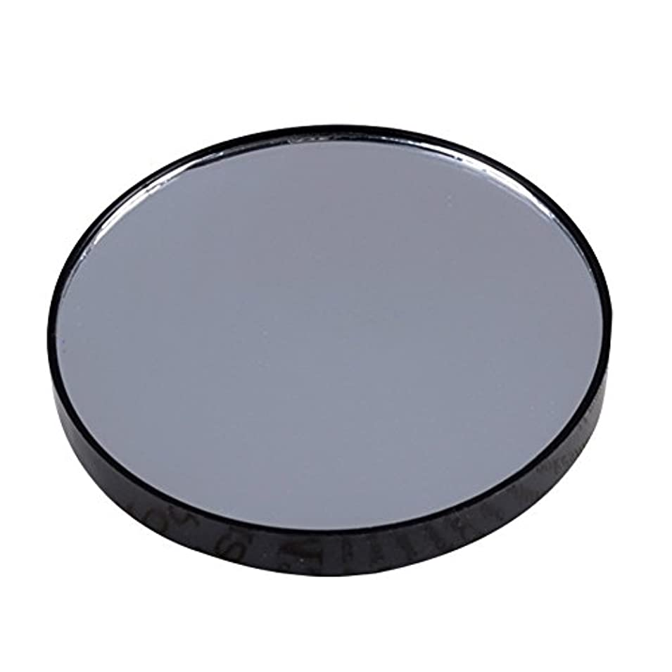 辛な試してみる扱うYideaHome メイクアップミラー 化粧鏡 拡大鏡 5倍 10倍 15倍 強力吸盤付き メイクミラー 化粧ミラー (15倍)