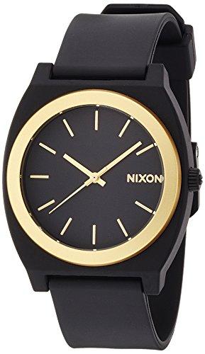 [ニクソン]NIXON TIME TELLER P: BLACK/GOLD ANO NA1192030-00 メンズ 【正規輸入品】