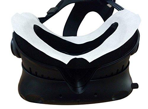 『HTC Vive用 衛生布 アイマスク+フェイスクッション (アイマスク(100枚)+フェイスクッション(1個))』の2枚目の画像