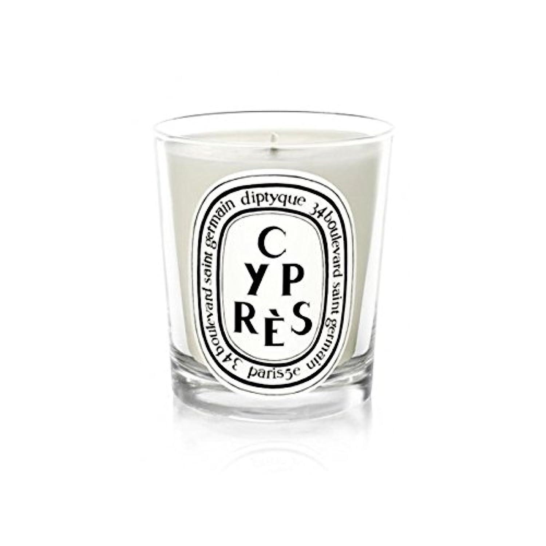 DiptyqueキャンドルCypr?s/ヒノキ190グラム - Diptyque Candle Cypr?s / Cypress 190g (Diptyque) [並行輸入品]