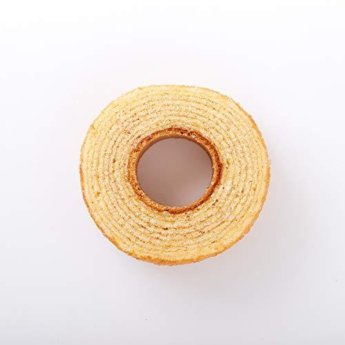 ミニ バウムクーヘン 10個 老舗菓子工場のふわっとやわらか mini baumkuchen 個包装