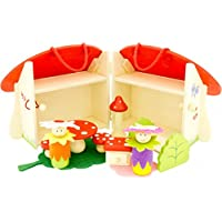ユリス 木製きのこハウス 22739