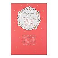 ホールマークMedium誰か特別なクリスマスカード