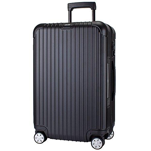 【E-Tag】 電子タグ RIMOWA リモワ サルサ 834.63 83463 マルチホイール 4輪 スーツケース ブラック MULTIWHEEL 58L (810.63.32.4) [並行輸入品]