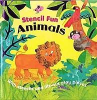 Animals (Stencil Fun)