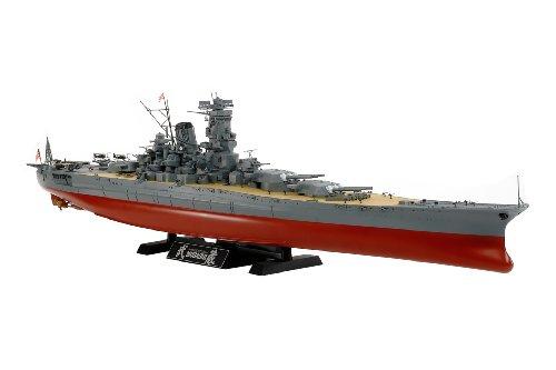 沈んでいた「戦艦武蔵」発見 → 模型ファン「俺が知っている『武蔵』の模型と違う」 → タミヤ「変更の予定はなし」