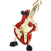 ギターモデル オルゴール 音楽ボックス 装飾 おもちゃ 収集品