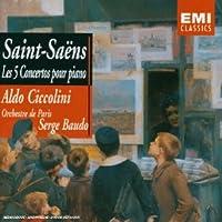 Concertos Piano 1-5