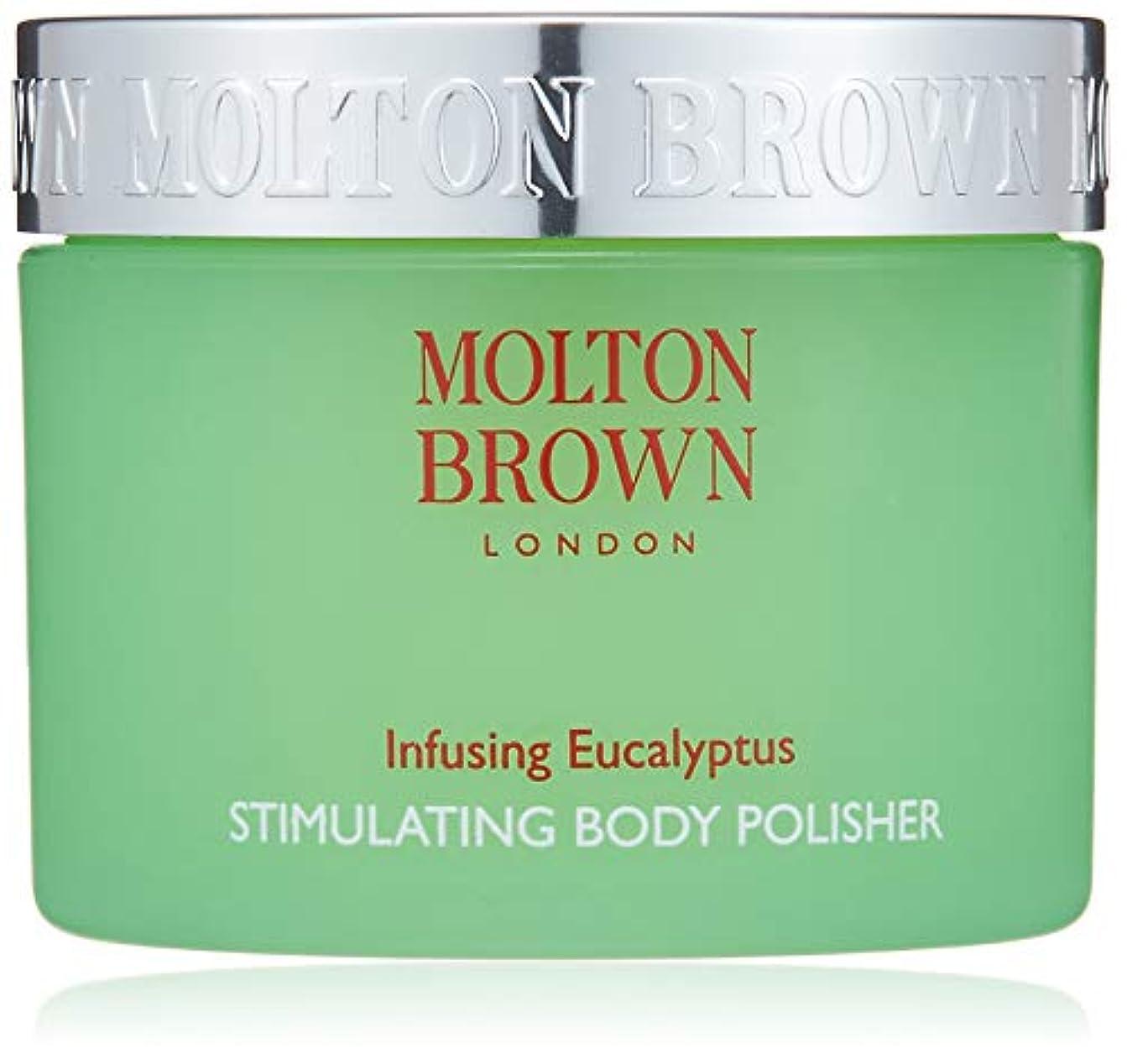 札入れ鉛インカ帝国MOLTON BROWN(モルトンブラウン) インフュージング ユーカリプタス スティミュレイティング ボディポリッシャー