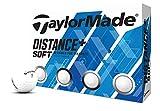 テーラーメイド(TAYLOR MADE) Distance+Soft(ディスタンスプラス ソフト) 12P M7185601 ホワイト