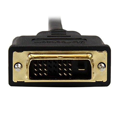 ミニHDMI - DVI-Dケーブル 3m オス オス HDCDVIMM3M