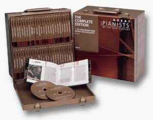 Great Pianists of the 20th Century - Complete Edition Box Set