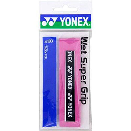 ヨネックス ウェット スーパーグリップ ピンク 1セット(20本:1本×20パック)