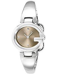 [グッチ]GUCCI 腕時計 GUCCISSIMA ブラウン文字盤 YA134506 レディース 【並行輸入品】
