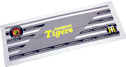 阪神タイガーズグッズ・Tigersスポーツタオルブラック40×110cm