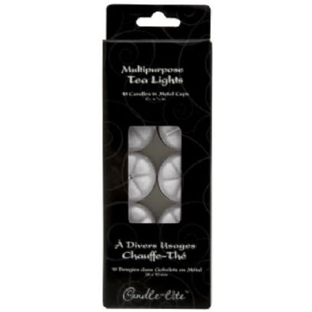 価値パウダーレンドTea Light Candles 10-Count (並行輸入品)