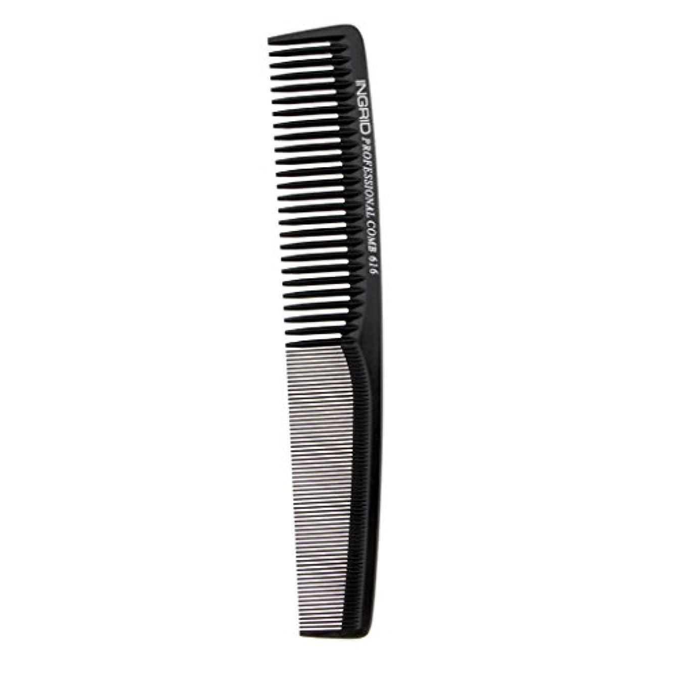 遠近法弱いクリスマスFenteer ヘアカットコーム 櫛 コーム 理髪店 ヘアケア 便利 全5色  - ブラック