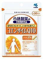 小林製薬 栄養補助食品 コエンザイムQ10 60粒