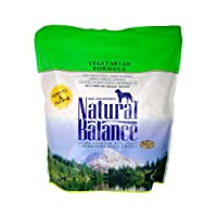 ナチュラルバランスベジタリアン 5kg(1kg・2.2ポンド×5袋)+おやつプレゼント
