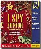 I Spy Junior Puppet Playhouse [Old Version] (輸入版)