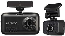 KENWOOD(ケンウッド) 前後撮影対応2カメラドライブレコーダー DRV-MR740フルハイビジョン GPS 駐車監視録画対応 高画質前後200万画素 シガープラグコード(3.5m)付属 microSDHCカード付属(16GB) 2カメ ドラレコ DRV-MR740