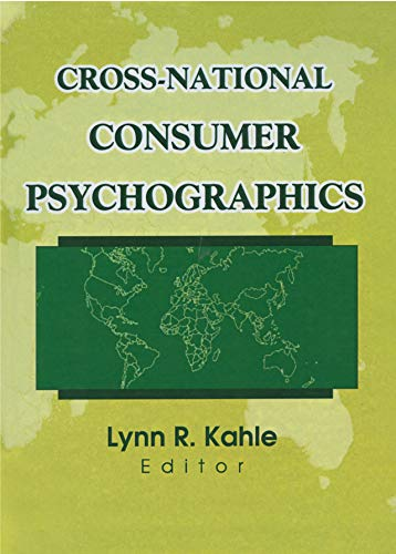 Cross-National Consumer Psychographics (English Edition)