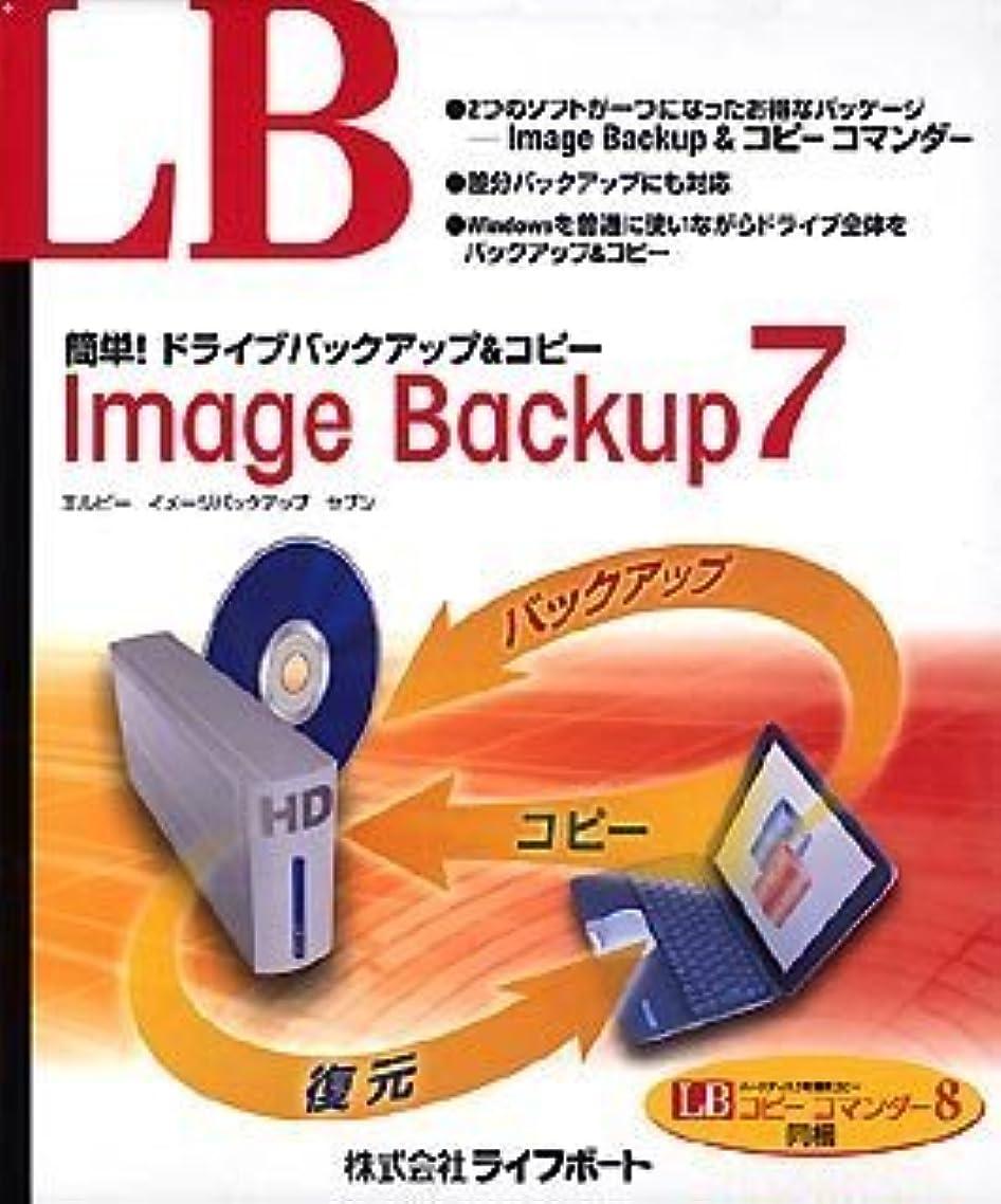 価値のない結果として薄汚いLB Image Backup 7