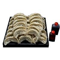 皮の開発に6年 宇都宮餃子 糸井商店手作りジャンボ餃子(1個50g 5個入が6パック 計30個入ってます)