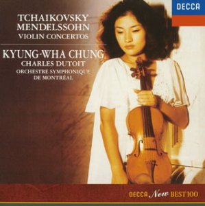 チャイコフスキー:ヴァイオリン協奏曲の詳細を見る