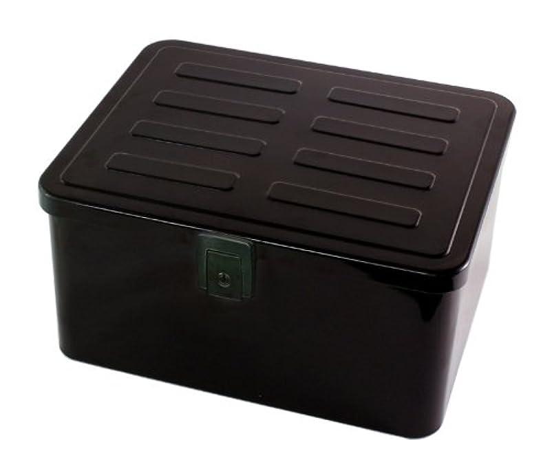 性格ピット揃えるリンエイ(株) ラゲッジBOX(荷箱) NO.3 109-43002 ブラック