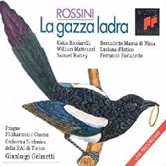 Rossini: La gazza ladra(泥棒かささぎ)の商品写真