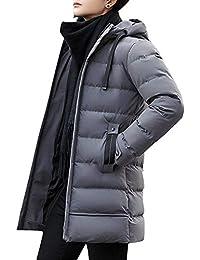 冬服 メンズ コート ロング 中綿 ジャケット 防寒 アウター コート フード付き 厚手 暖かい 防風