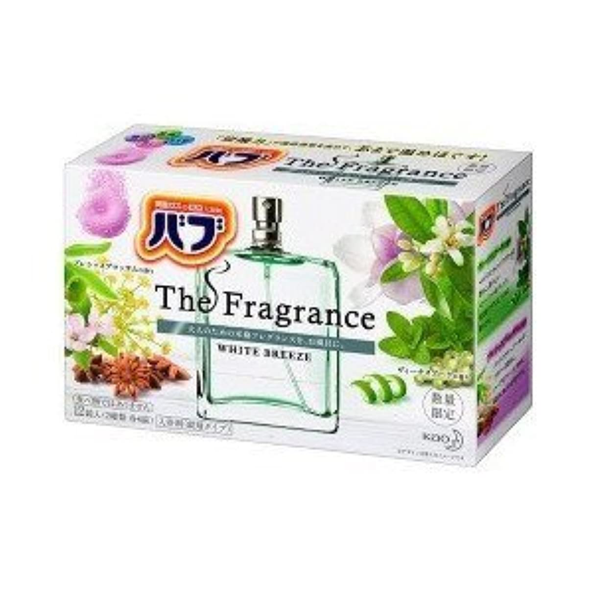 インデックス運賃グッゲンハイム美術館【数量限定】 バブ The Fragrance 12錠入 (WHITE BREEZE)