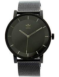 [アディダス] ADIDAS 腕時計 クォーツ Z04-2341 ディストリクト-M1 DISTRICT-M1 CJ6320 ブラック ユニセックス [並行輸入品]